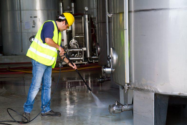 Vogel Reinigungsservice - Industriereinigung